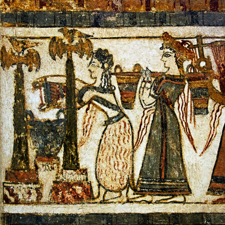 Priestesses of the Mediterranean
