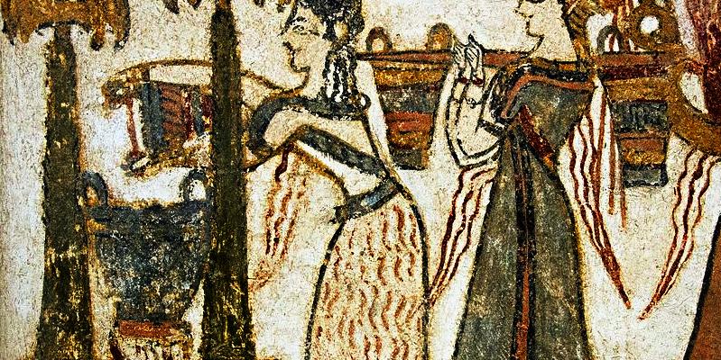 Priestesses of the Mediterranean