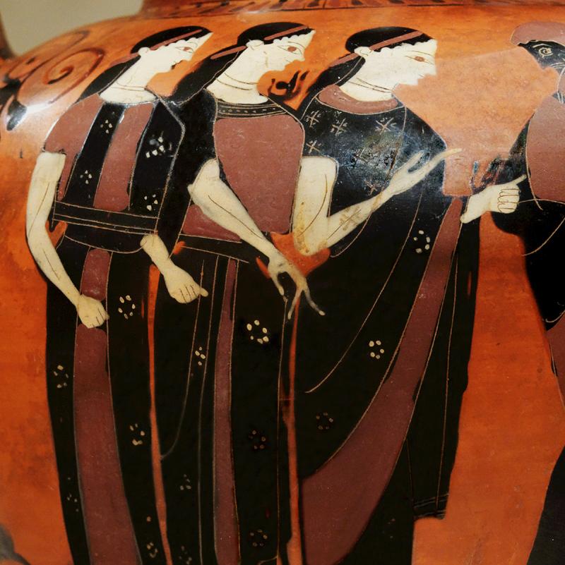Mycenaean Women